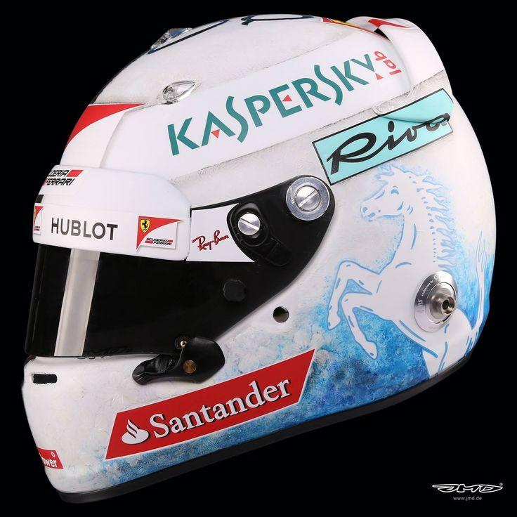 Vettel Helmet Design Japanse GP 2017 ( by JMD )