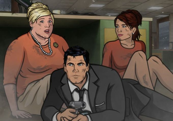 i love this show so much... and now, i love it even more :)  Archer Will Release a Country Album to Accompany Its New Season, Including a 'Danger Zone' Duet With Kenny Loggins