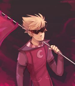 homestuck My art Dirk Strider