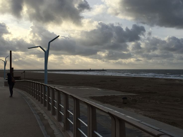 13.01.16: North Sea promenade, Den Haag