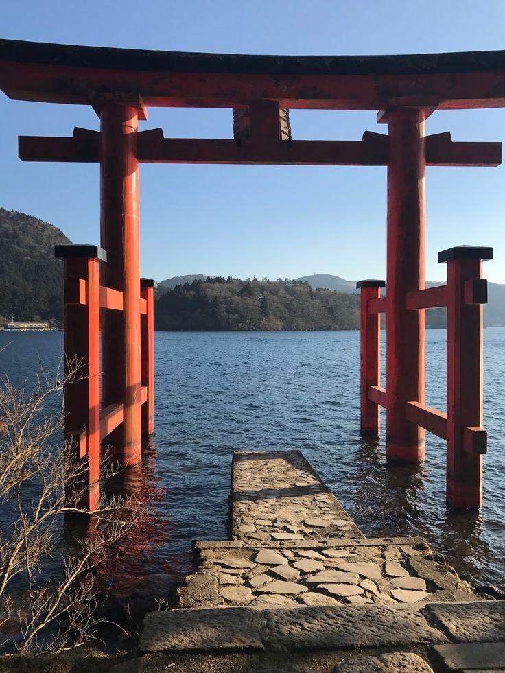 Japan Day Trip to Hakone Hakone Yuryo Onsen and Vi…