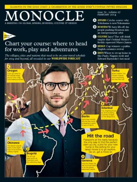 Monocle Issue 70