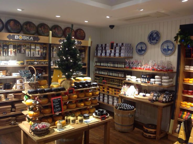 Volendam Cheese Factory Amsterdam