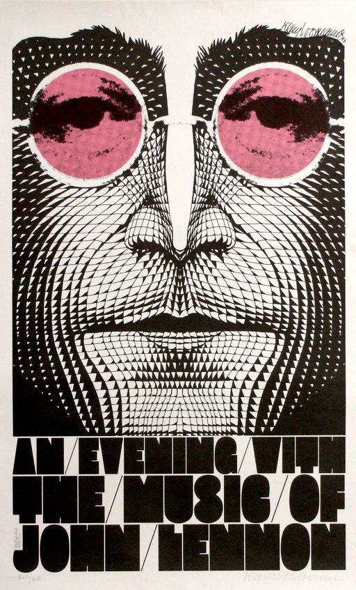 how to make a psychedelic poster in illustrator