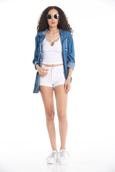 Basic Stretch Shorts | Discovery Clothing