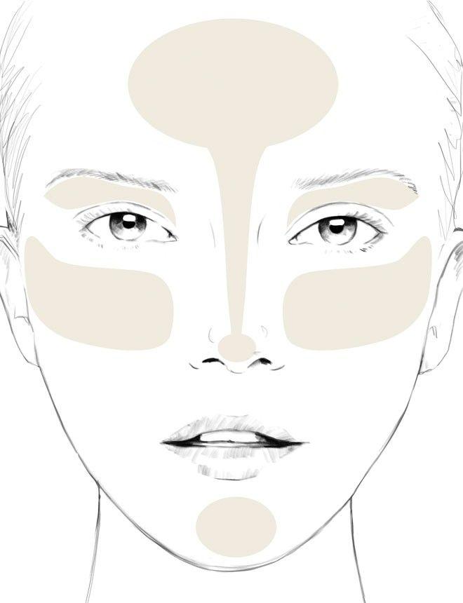 Más de 1000 ideas sobre Contorno De Nariz en Pinterest | Maquillaje ...