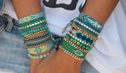 Kim & Zozi Friendship Bracelets