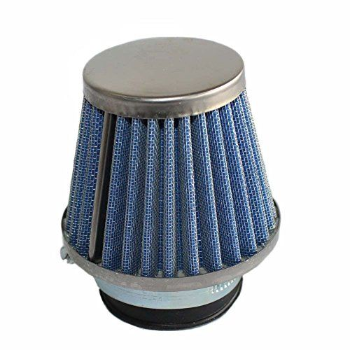 39mm Dirt Bike Motorcycle Air Filter - PREMIUM 125cc GY6 Engine Filters, Moped, Pit Bike, Scooter Air Filter, ATV - High Performance Motorcycle Parts for 50cc 110cc 125cc 150cc 200cc by Precision Auto. For product info go to:  https://www.caraccessoriesonlinemarket.com/39mm-dirt-bike-motorcycle-air-filter-premium-125cc-gy6-engine-filters-moped-pit-bike-scooter-air-filter-atv-high-performance-motorcycle-parts-for-50cc-110cc-125cc-150cc-200cc-by-precision-auto/