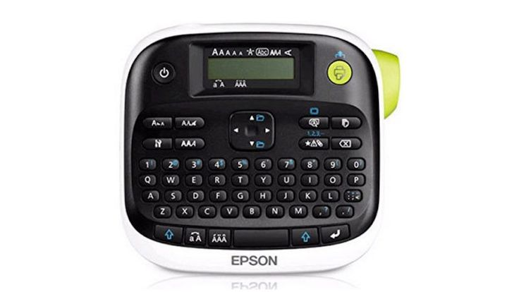"Five Best Label Makers - Epson's LW-300 is a household label maker that's earned top marks from The Sweethome (The Wirecutter's cousin dedicated to household items), is capable of printing quickly in over 14 different fonts, 10 different text styles, over 300 built-in symbols, 75 different label ""frames,"" and more. The LW-300 has built-in memory that supports 30 different ""files,"" or labels y"