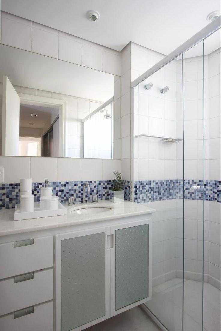 25+ melhores ideias sobre Gabinetes De Banheiro no Pinterest  Armários de ba -> Ideias Para Armario De Banheiro