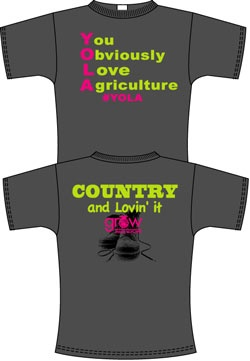 Vote For A Leah Harveyu0027s T Shirt Design! You Can Vote One Time Every