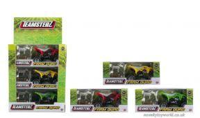 Bulk Buy   Farm Quad Bike & Animals Set - Wholesale Toys for Kids