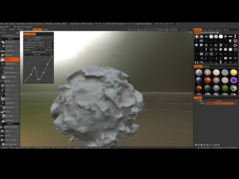 Welcome to 3D-Coat: Part 1 (Interface) - YouTube