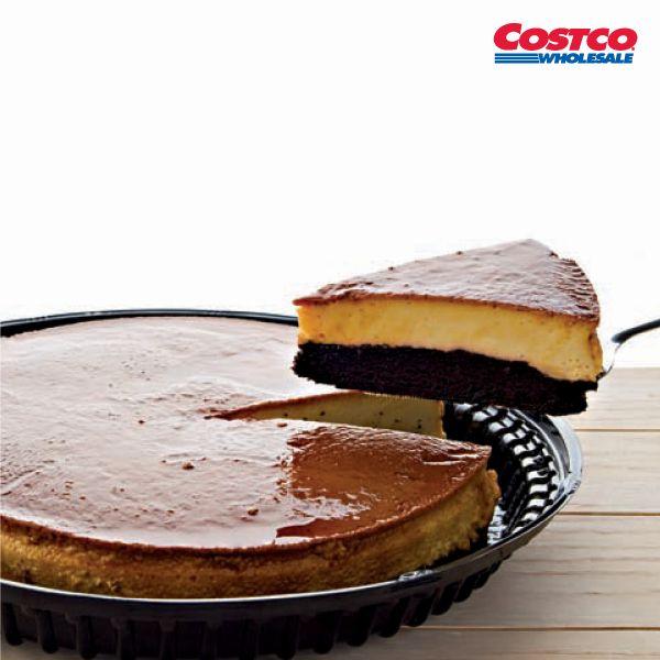 Chocolate Cake Con Flan