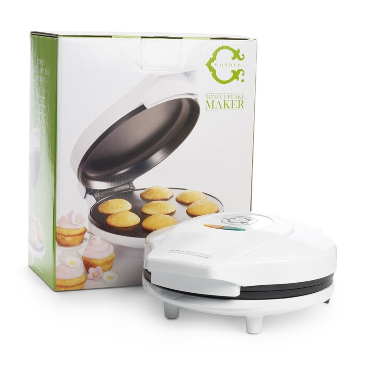 Mini Cupcake Maker - Electronics - Shop by Category - Home & Decor