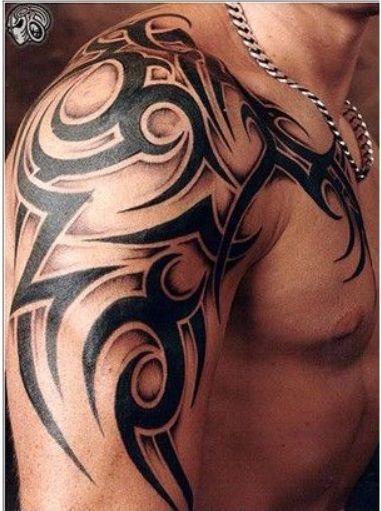 bizarre or not - tattoo - tribal