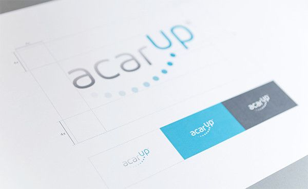 Acar'up by INK studio, via Behance