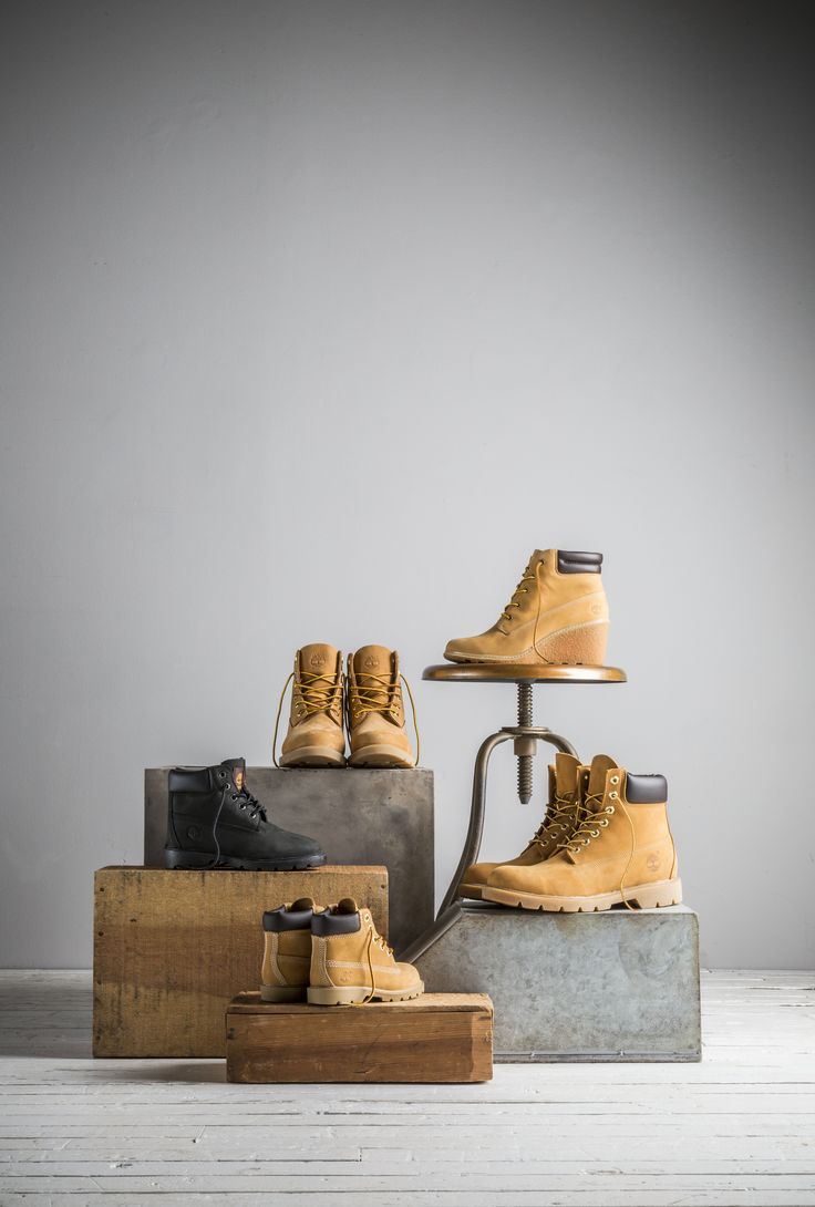 Boots for the men, women, and kids in your life.