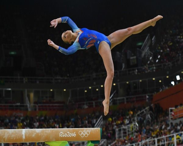 Sanne Wevers Beam 2016: 5 Facts About Gymnast Who Beat Simone Bells…