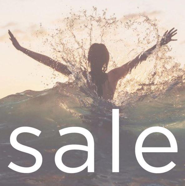 Splash Sale!