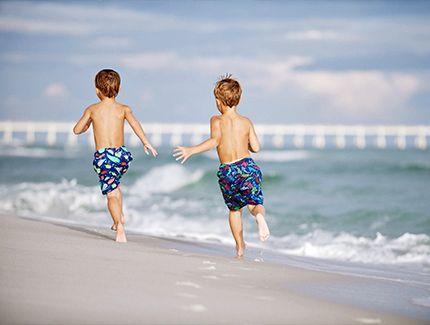 Children Playground Santa Rosa Beach Florida