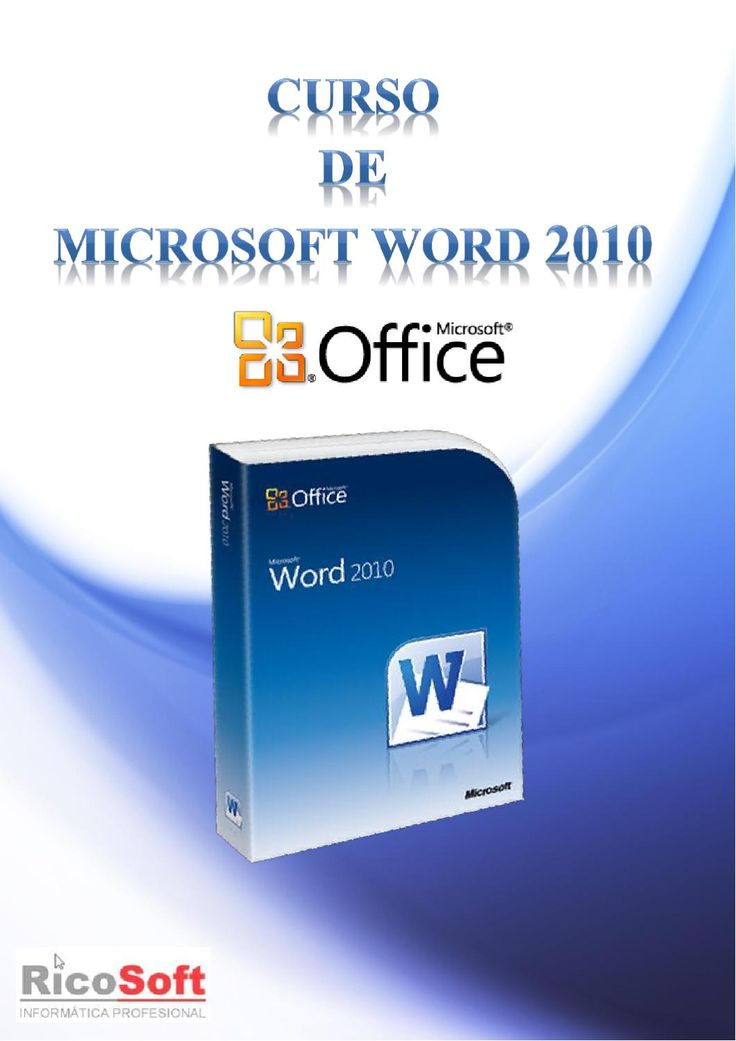 manual de microsoft office word 2010