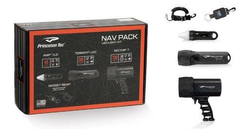 Princeton Tec Navigation Light Pack - Black