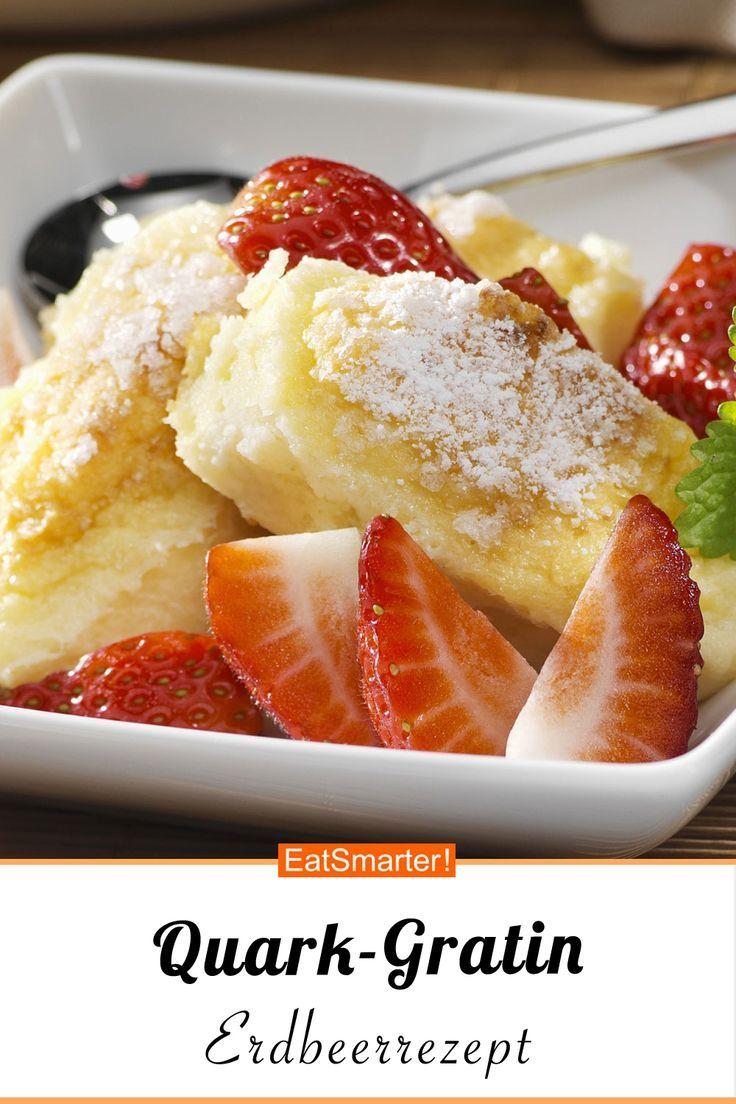 Quark-Gratin mit Erdbeeren – TasteCrunch