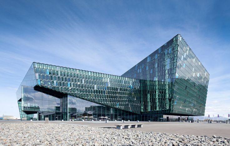 Konzerthaus, Reykjavik - Henning Larsen Architects