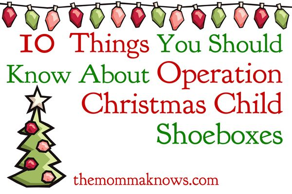 Packing shoe boxes for children can be a lot of fun and is a great family ministry activity, but there are some things that you need to keep in mind.
