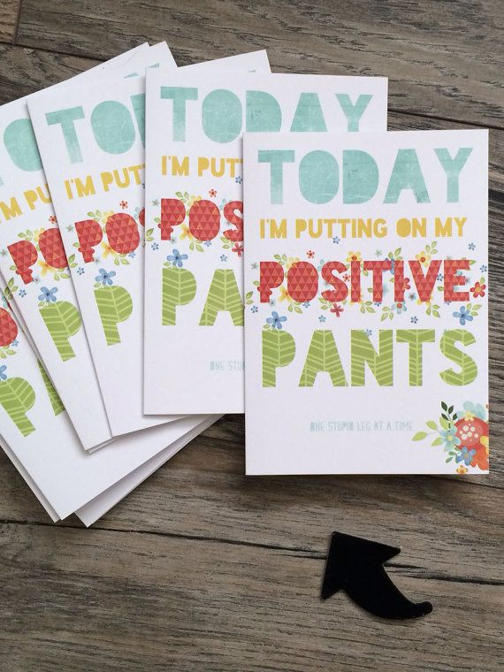 Hey, I found this really awesome Etsy listing at https://www.etsy.com/listing/228667502/inspirational-positive-pants-funny