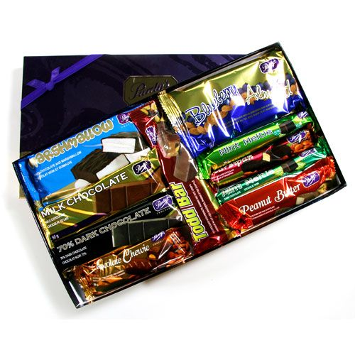 Chocolate Bar Collection – Milk & Dark Chocolate #purdys