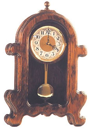 Classic Mantel Clock Plan