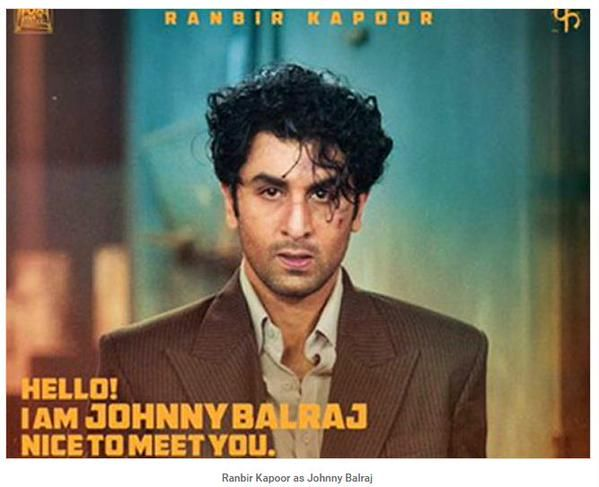 Here's presenting the first look of @karanjohar as Kaizad Khambatta from #BombayVelvet