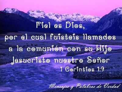 Imagenes Cristianas Con Textos Biblicos | ... Palabras de Verdad: Preciosos paisajes con mensajes biblicos