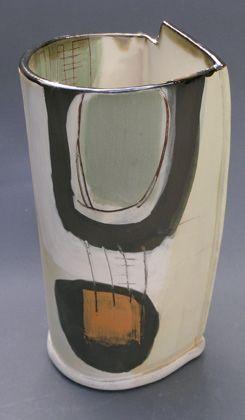 Ceramics by Camilla Ward at Studiopottery.co.uk - 2008.