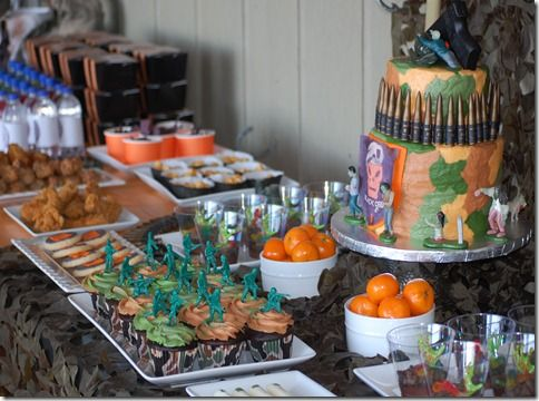 Call of duty black Ops II party table