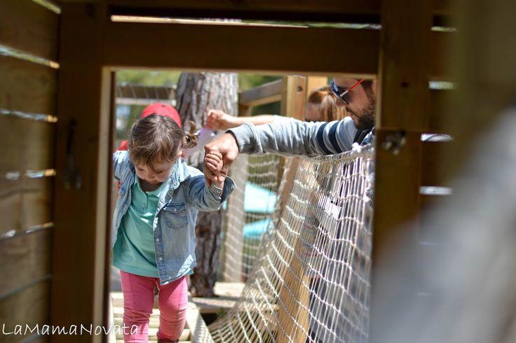 La Vida Desde Mi Espejo: Paseos de Domingo - Granja Aventura Park -