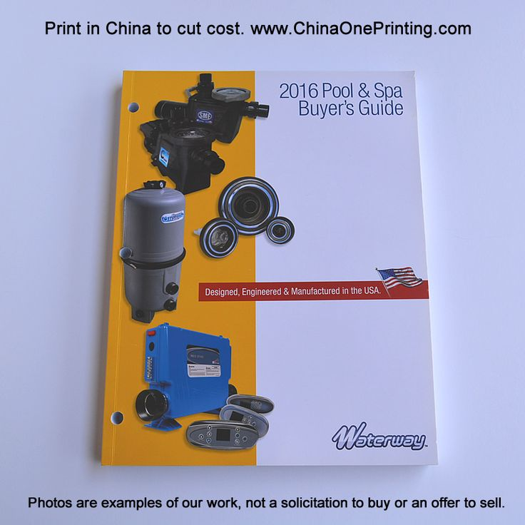 Catalogs printing in China. www.ChinaOnePrinting.com #ChinaOnePrinting  Photos are examples of our work, not a solicitation to buy or an offer to sell.