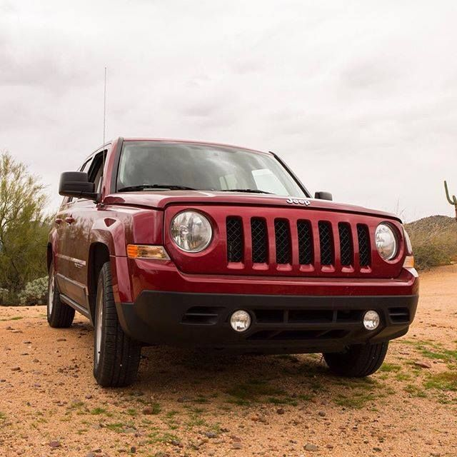 Let Your Jeep Patriot Loose On The Trails This Weekend Photo From