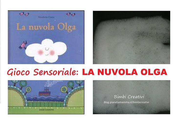 Lettura e Gioco: La Nuvola Olga