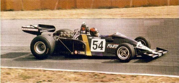Tony Trimmer Maki F1 @ Fuji
