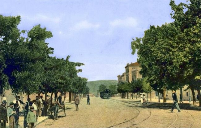 Πανεπιστημίου 1887
