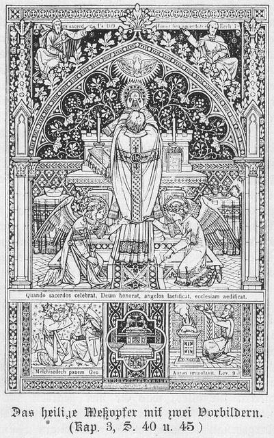 Das heilige meßopfer by immaculata helvetia via flickr catholic artroman catholicreligious