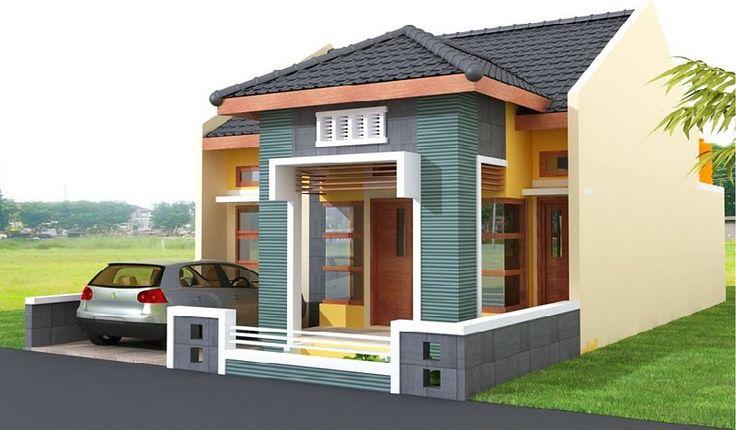 Desain Rumah Minimalis Modern 10 X 15