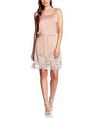 8, Pink - Rosa (rose 41200), Zabaione Women's Et-29015-162 Dress NEW