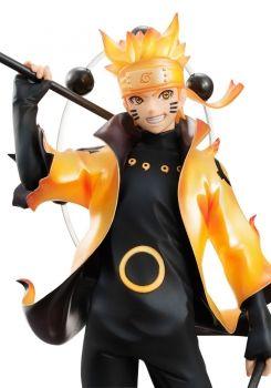 Sukipan Your Anime Manga Merchandise Store - Naruto Shippuuden - Uzumaki Naruto - G.E.M. - 1/8 - Rikudou Sennin Mode (MegaHouse)