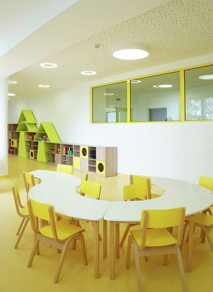 Gallery Of Fca Srbija Kindergarten Idest Doo 20 Kindergarten Galleries And School