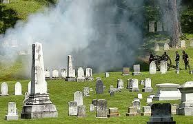Mount Hope Cemetery Bangor Maine  Site of Pet Semetery