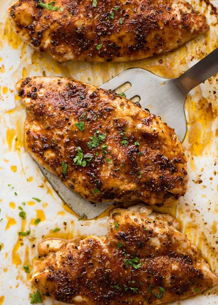 Oven Baked Chicken Breast Recipe Recipes To Cook Chicken Recipes Oven Chicken Recipes